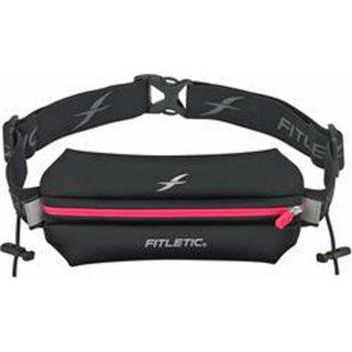Fitletic - Laufgurt mit Tasche & Nummernhalter pink