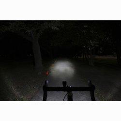 Cateye Beleuchtungskit GVolt 25 RC + Rapid micro G + zusätlicher Halterung