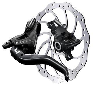 Magura Hydraulische Scheibenbremse MT4 Set + HC180 mm