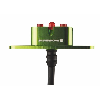 SUPERNOVA E3 Tail Light 2 Dynamorücklicht für Gepäckträgermontage grün