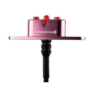 SUPERNOVA E3 Tail Light 2 Dynamorücklicht für Gepäckträgermontage pink