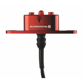 SUPERNOVA E3 Tail Light 2 Dynamorücklicht für Gepäckträgermontage rot