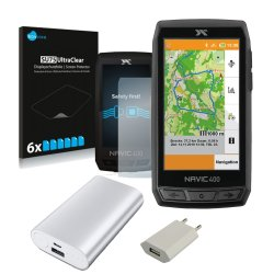 CICLO Navic 400 GPS Navigation inkl. Powerbank