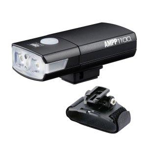 Cateye Helmlampe AMPP 1100