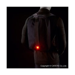 Cateye Sicherheitsbeleuchtung Wearable Mini