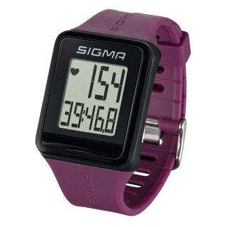 Sport Uhr Sigma ID Go plum