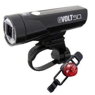 Cateye Beleuchtungskit GVolt 50  + Loop 2G